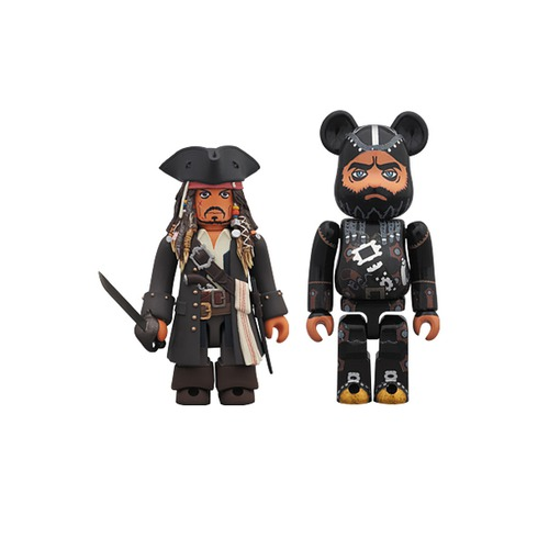 Jack Sparrow & Blackbeard(On Stranger Tides)