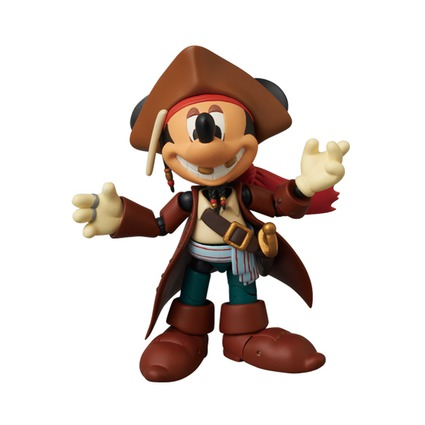 MAF MICKEY MOUSE (JACK SPARROW Ver.)
