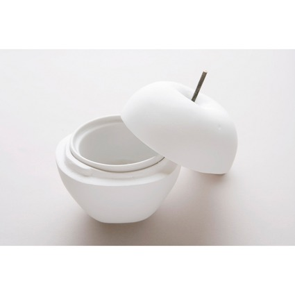 Plaster box / apple // Aquvii