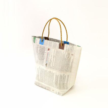 Newspaper bag(standard)/5枚セット