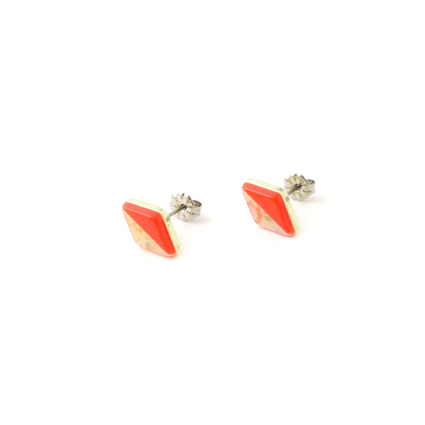 Re:Acryl pierce(diamond)-big-