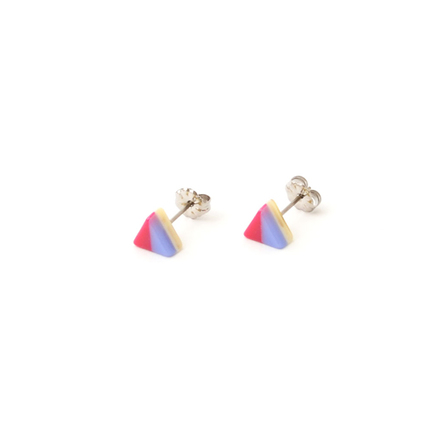 Re:Acryl pierce(triangle)-small-
