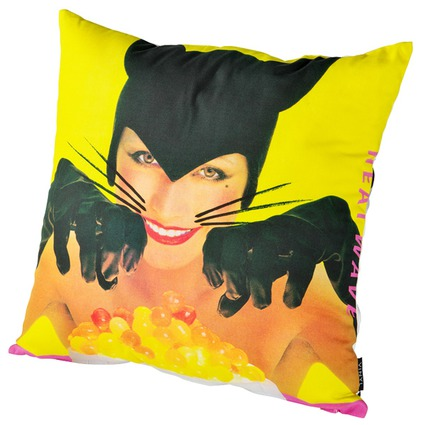 "VINYL ""BLACK CATS"" CUSHION HEAT WAVE《2017年12月発売予定》"