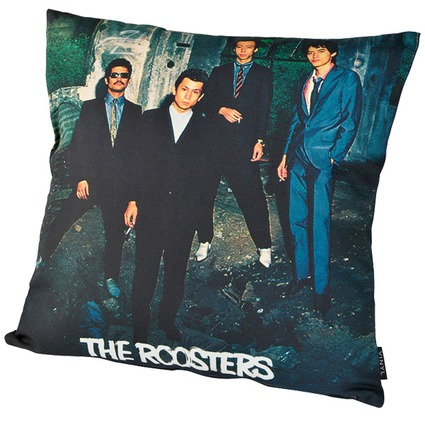 "VINYL ""THE ROOSTERS"" CUSHION THE ROOSTERS《2017年12月発売予定》"